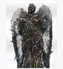Knife Angel (must read) Poster
