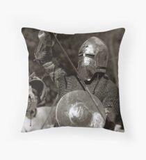 Defend Throw Pillow