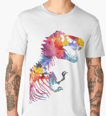 Funkosaurus Rex Men's Premium T-Shirt