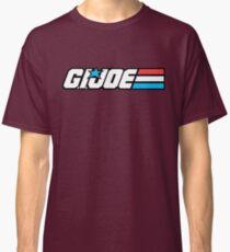 GI JOE tshirt Classic T-Shirt