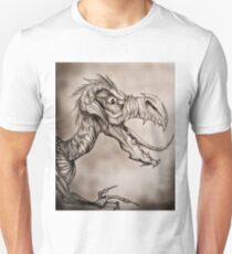 Dragon with a long tongue T-Shirt