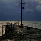 The approaching storm by Steve plowman