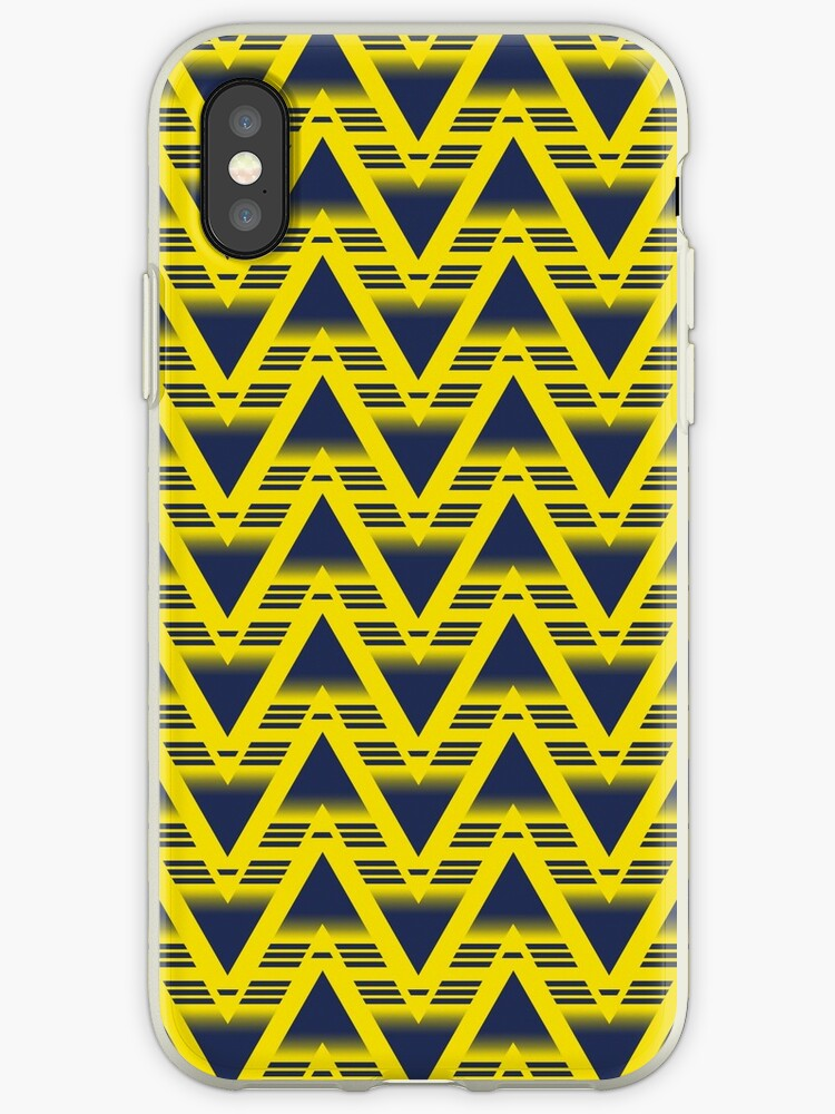 quality design 32249 95fd9 'Arsenal 1991-93 Away Shirt Bruised Banana Print' iPhone Case by KitschKits
