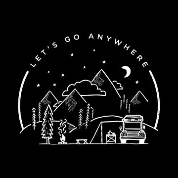 Let's Go Anywhere by KalleKai