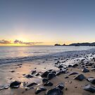 Lord Howe Island Sunset 2 by Geoffrey Chang