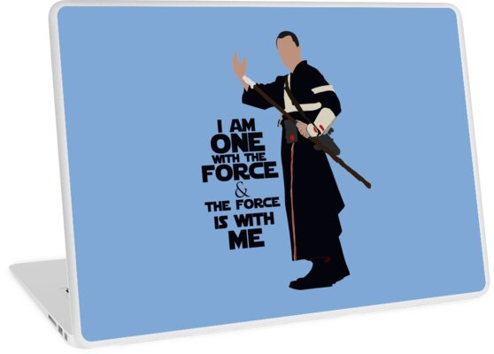 Star Wars Chirrut Imwe I Am One With The Force And The Force Is