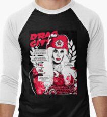 Drag City - Katya Men's Baseball ¾ T-Shirt