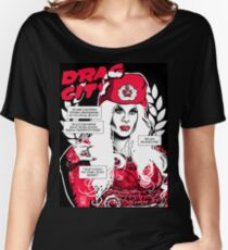 Drag City - Katya Women's Relaxed Fit T-Shirt