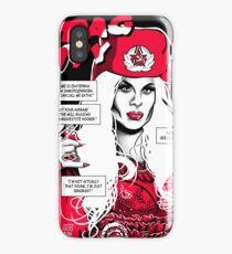Drag City - Katya iPhone Case/Skin