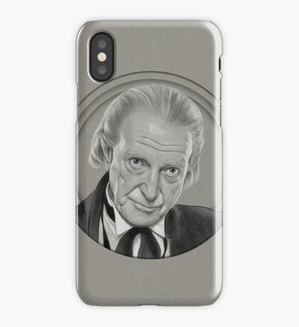 The other first Doctor iPhone Case/Skin
