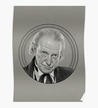 The other first Doctor Poster