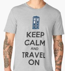 keep calm doctor Men's Premium T-Shirt