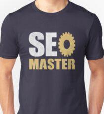Seo master guru blogger  Unisex T-Shirt