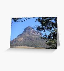 Mt Lindsay Greeting Card