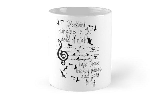 Black Bird Singing by bilinyam