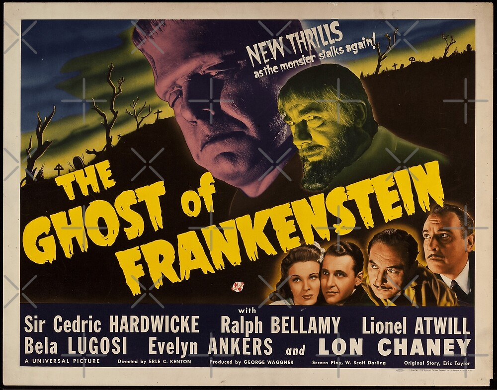 Ghost of Frankenstein 1942 by Star-search