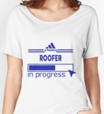 ROOFER Women's Relaxed Fit T-Shirt