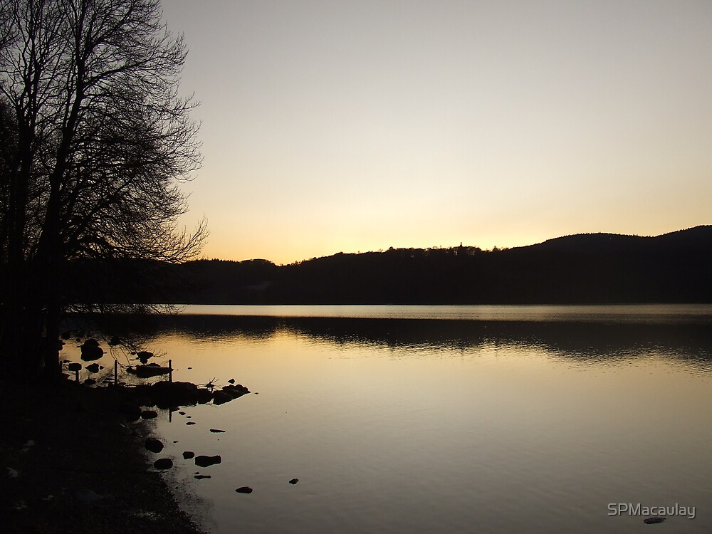 lake Windermere (England) by SPMacaulay