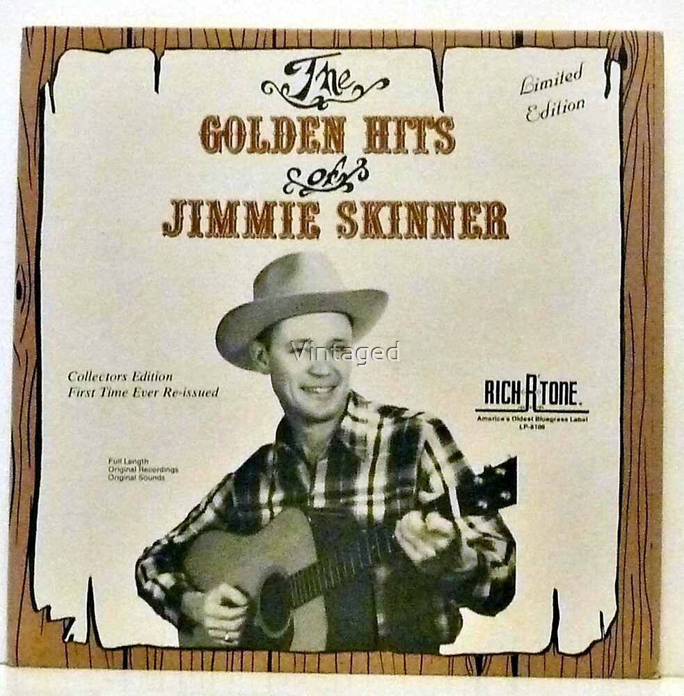Jimmie Skinner, Golden Hits, Bluegrass, Folk, Americana, Country by Vintaged