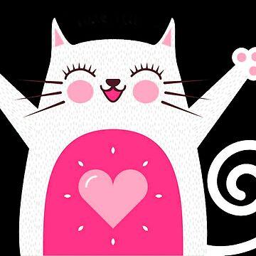Cute Cat Mimi by Brotoloncar