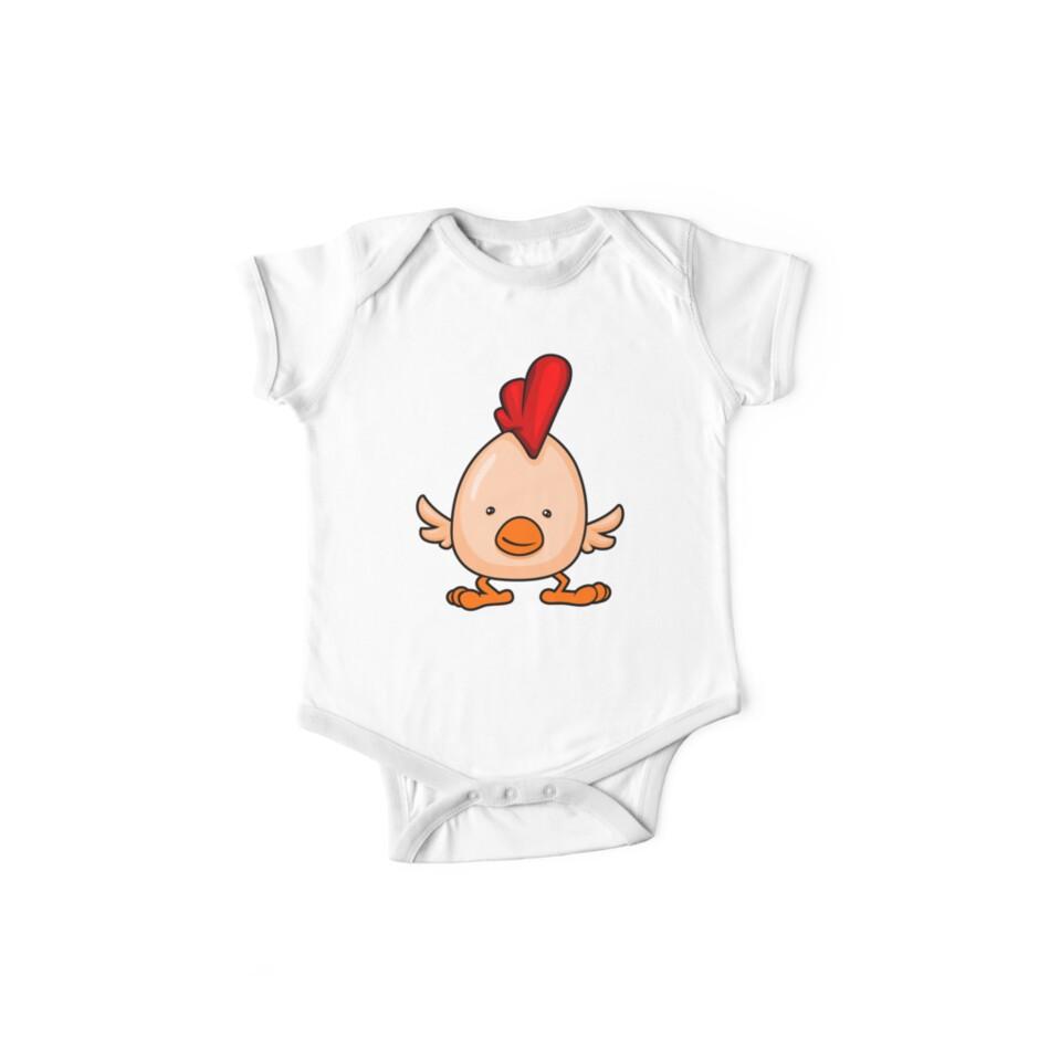 Pretty little chicken by fourretout