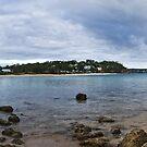 Bundeena Bay Wharf by MagnusAgren
