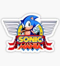 Sonic Mania Sticker