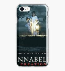 annabelle creation iPhone Case/Skin