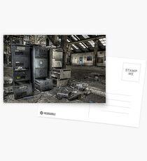 Organised Postcards