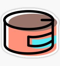Canned food Sticker