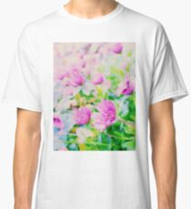 Flowers to brighten a winter's day Classic T-Shirt