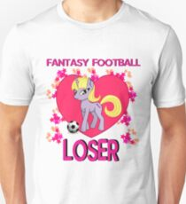 Fantasy Football Loser T-Shirt Funny T-Shirt