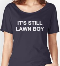 LAWN BOY, PHISH Women's Relaxed Fit T-Shirt