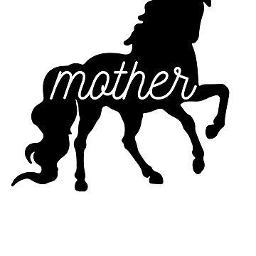 magical Mother Unicorn Mama by ApeTown