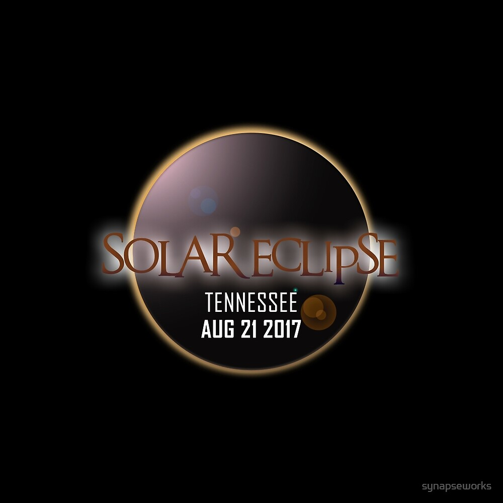 America´s Eclipse 2017 - Tenessee by synapseworks