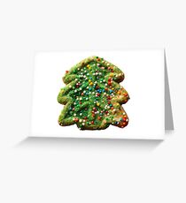 Cookie Cookie Cookie Starts with C Greeting Card