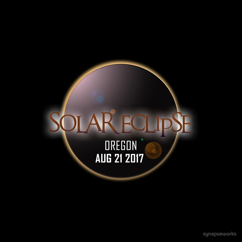 America´s Eclipse 2017 - Oregon by synapseworks