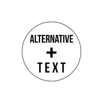 A T - CIRCLE LOGO | Alternative Text co. by AlternativeText