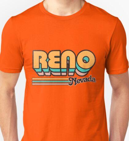 Reno, NV   City Stripes T-Shirt