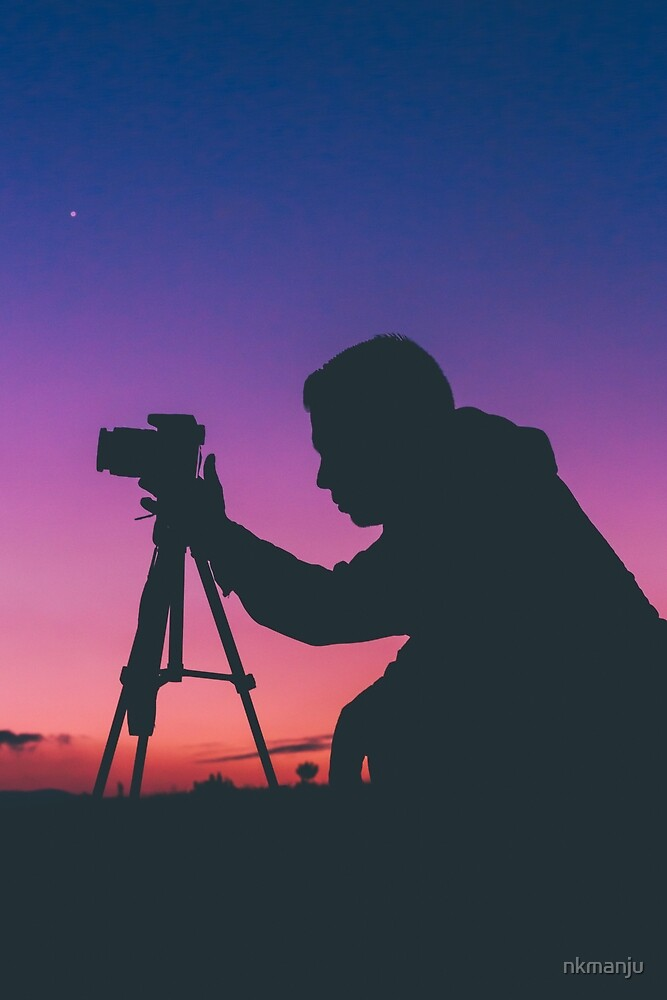 I am a Photographer by nkmanju