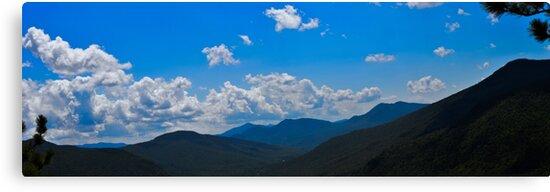 Panorama of New Hampshire by nickjamesvisual