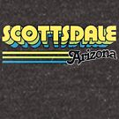 Scottsdale, AZ | City Stripes by retroready