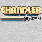 Chandler, AZ | City Stripes by retroready