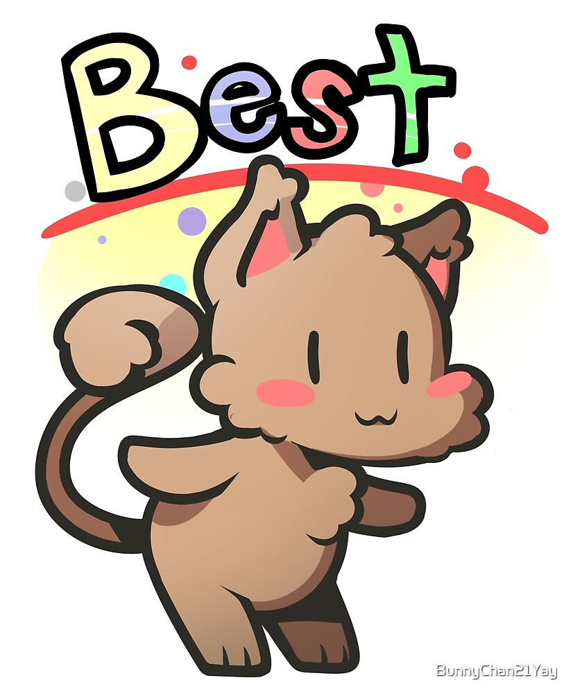 BestFreinds: Kitty1 by BunnyChan21Yay