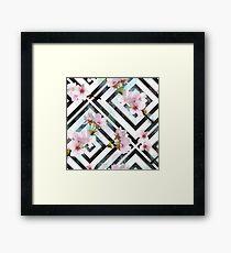 Cherry Flower Framed Print