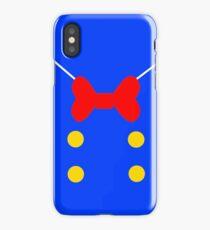 Donald Duck Suit.  iPhone Case