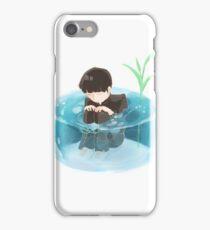 Waterbowl Mob iPhone Case/Skin