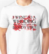 Red Wedding Attire  T-Shirt
