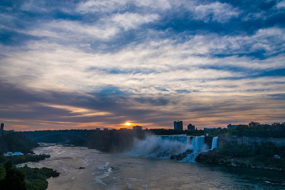 Niagara Falls (Ontario, Canada) by PeterCseke