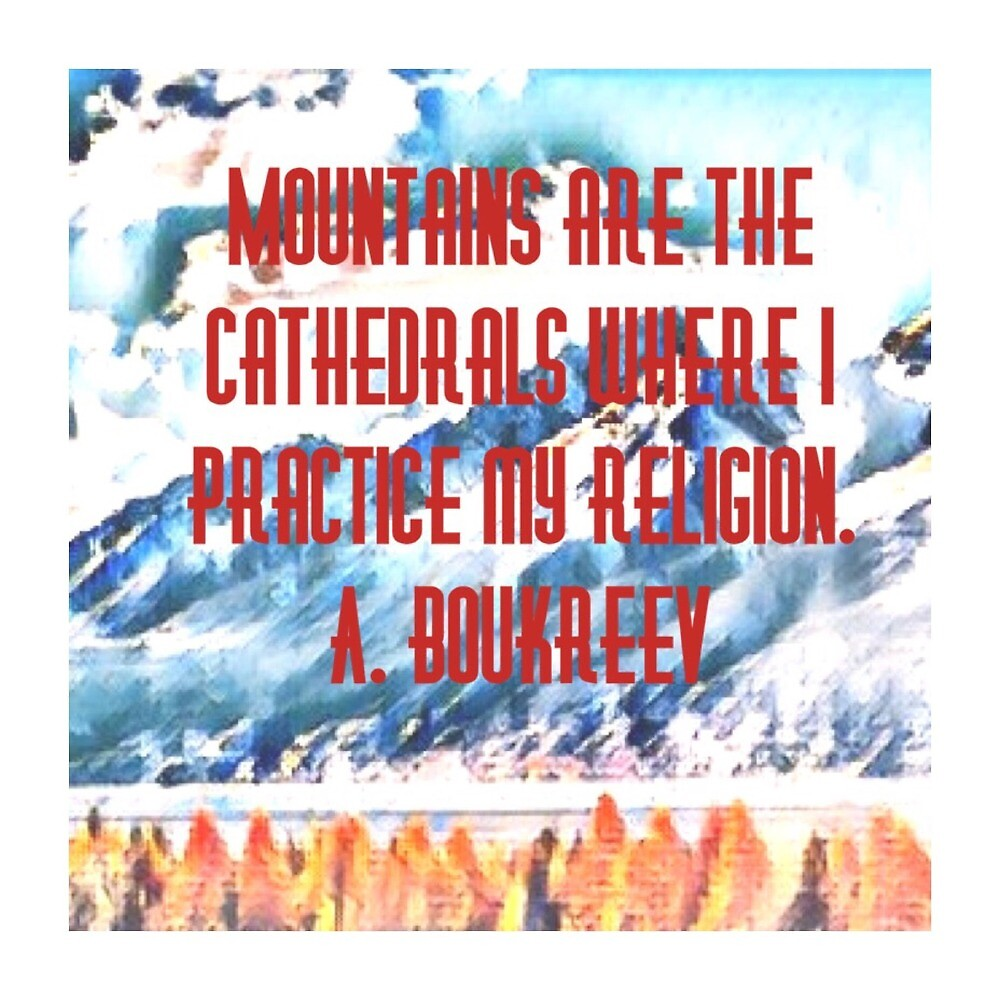 Mountain Cathedrals by MountainLiberal